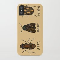 bugs iPhone & iPod Cases featuring bugs. by MorningMajor