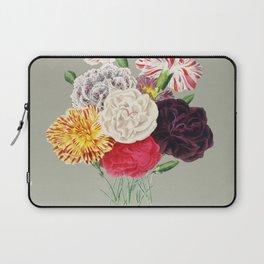 Colorful Flower Bouquet Laptop Sleeve