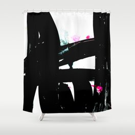 Ecstasy Dream No, A215 by Kathy Morton Stanion Shower Curtain