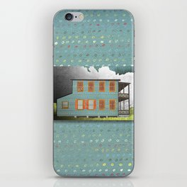 West Indies House iPhone Skin