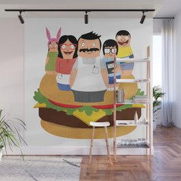 Belchers Wall Mural