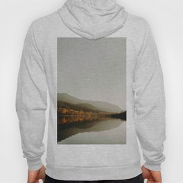 The Faded Forest on a River (Color) Hoody