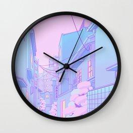 Osaka Morning Wall Clock