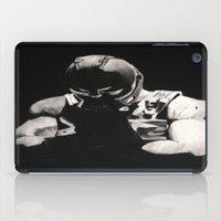 bane iPad Cases featuring Bane by a vitruvian man