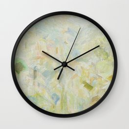 Lerici in the dazzling sunshine Wall Clock