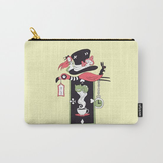 Alice Banner Carry-All Pouch