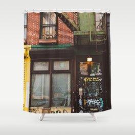 East Village Shower Curtain