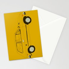 Yugo —The Worst Car in History Stationery Cards