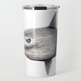 Ocean Sunfish (Mola mola) Travel Mug