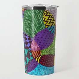 Circle of Tangles Travel Mug
