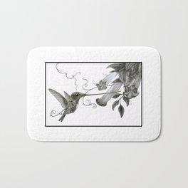Swordbill Hummingbird Bath Mat