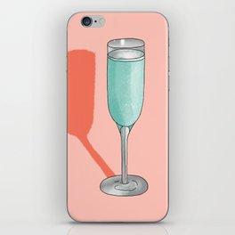 Champagne iPhone Skin