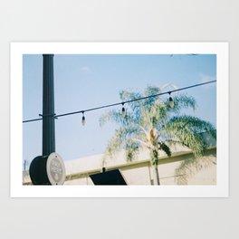 Day Lights Art Print