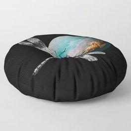 DRAGONFLY V Floor Pillow