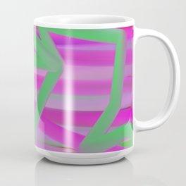 Happy Pink Coffee Mug