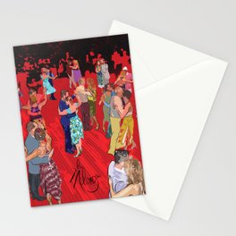 La Milonga Stationery Cards