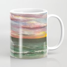 Emerald Coast Sunset Coffee Mug