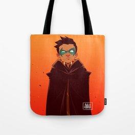 Bat Son Tote Bag