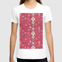 KILIM NO.1 IN DESERT MAGENTA T-shirt