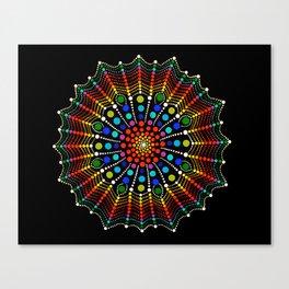 Rainbow Daze Canvas Print