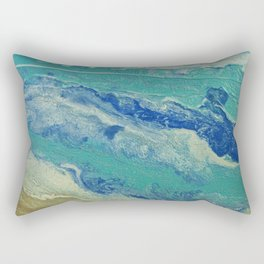 Wave I Rectangular Pillow