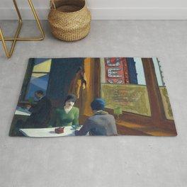 Chop Suey - Edward Hopper Rug