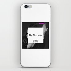 Bowie : The New Year iPhone & iPod Skin