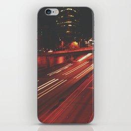 Red Light iPhone Skin