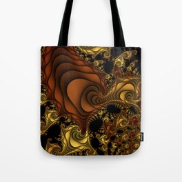 Cornucopia Fractal Tote Bag