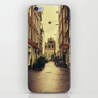 amsterdam iPhone & iPod Skins featuring Amsterdam by Pati Designs