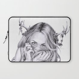 Begonia's Sister Laptop Sleeve