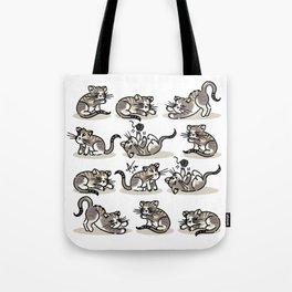 Michi Cat Tote Bag