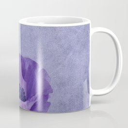 Purple Wave - Lavender and Purple Flower Fine Art Photography, Romantic Coffee Mug