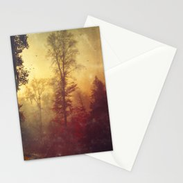 Quite Morning Stationery Cards