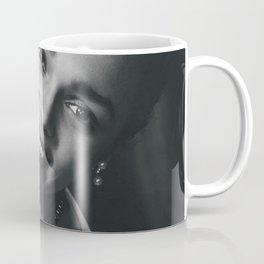Dorothy Dandridge, Hollywood Starlet, black and white photograph / black and white photography Coffee Mug