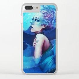 SU: Pearl Clear iPhone Case