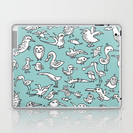 Birdland Laptop & iPad Skin
