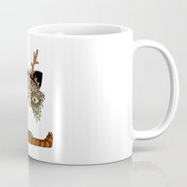 Christmas Soju Fox Coffee Mug