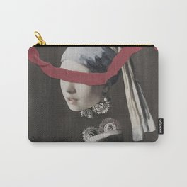 Mechanical Girl Carry-All Pouch