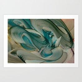 Hain Art Print