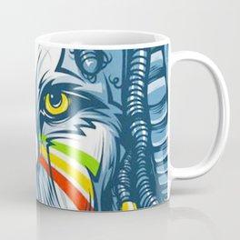 Hawana Hipster Lion Coffee Mug