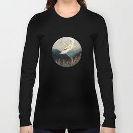 Elegant Flight Long Sleeve T-shirt