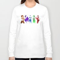 spice girls Long Sleeve T-shirts featuring The Spice Girls by Greg21