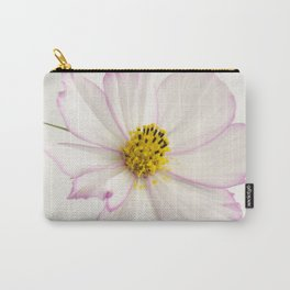 Sensation Cosmos White and Pink Carry-All Pouch