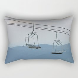Lonely Together Apart Rectangular Pillow