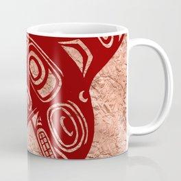 Blood Keét Copper Coffee Mug