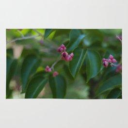Floral Print 083 Rug