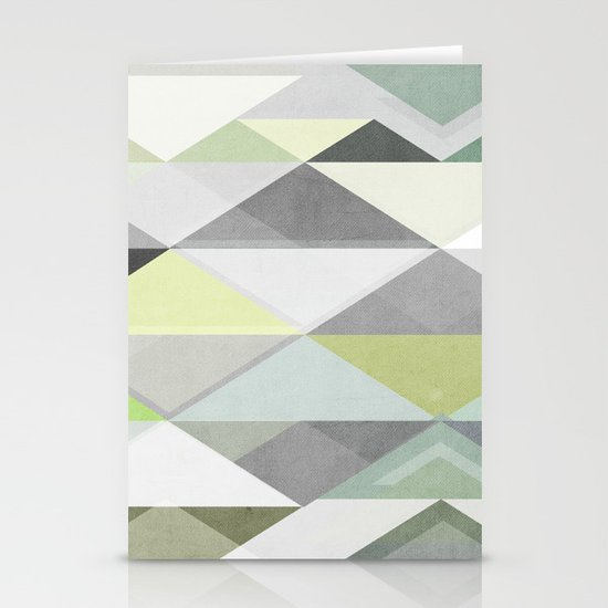 Nordic Combination III Stationery Cards