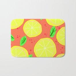 Lemon Squeeze Bath Mat
