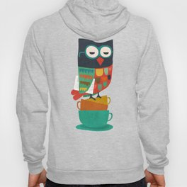 Morning Owl Hoody
